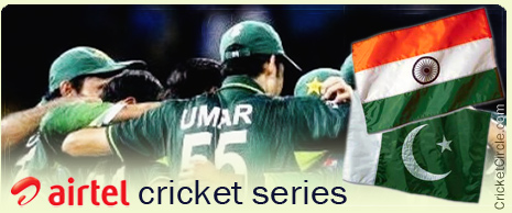 India vs Pakistan Cricket Series 2012-2013